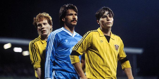 Bayer Uerdingen vs Dinamo Dresde en la Recopa de Europa 1985-1986 - Odio Eterno Al Fútbol Moderno
