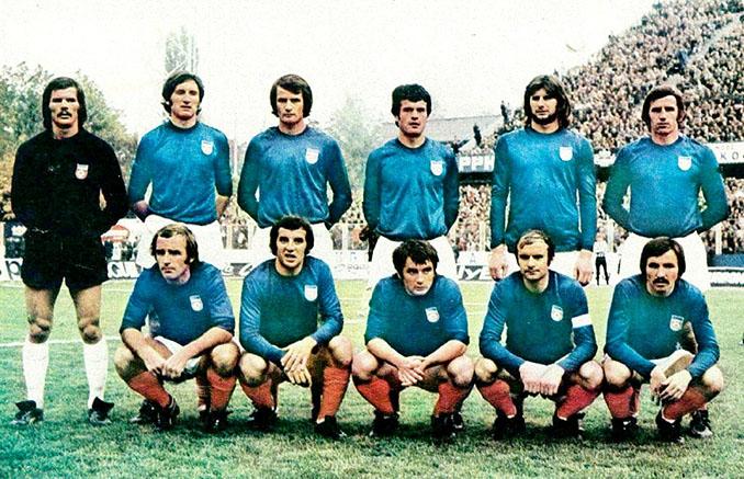 Selección de Yugoslavia en 1974 - Odio Eterno Al Fútbol Moderno