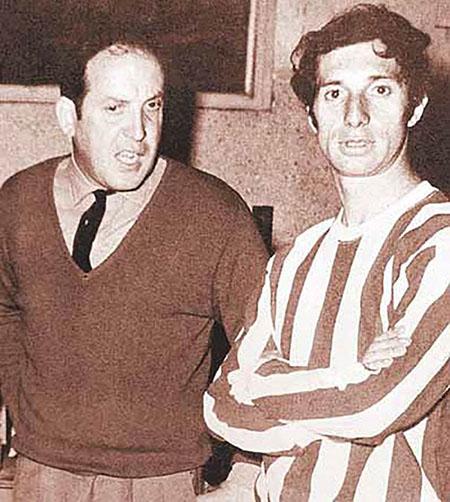 Maestro y alumno, Osvaldo Zubeldía y Carlos Salvador Bilardo - Odio Eterno Al Fútbol Moderno