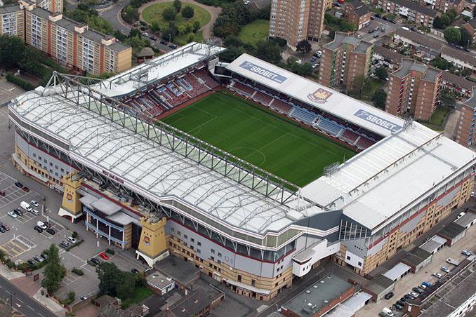 Boleyn Ground, la casa del West Ham United Odio Eterno Al Fútbol Moderno