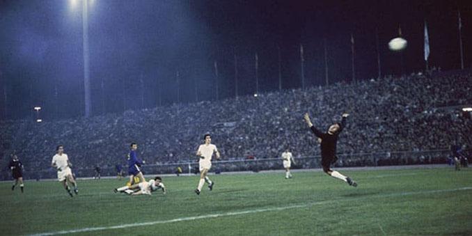 El primer Chelsea vs Real Madrid se disputó en 1971 - Odio Eterno Al Fútbol Moderno