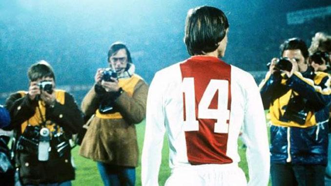 "Johan Cruyff eterno ""14"" - Odio Eterno Al Fútbol Moderno"