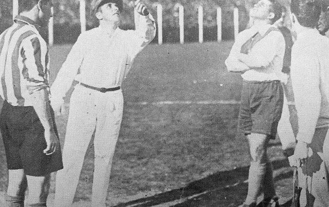 Estudiantes de La Plata vs River Plate disputado el 14 de agosto de 1932 - Odio Eterno Al Fútbol Moderno