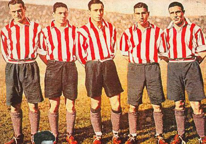 Estudiantes de La Plata en la década de 1930 - Odio Eterno Al Fútbol Moderno