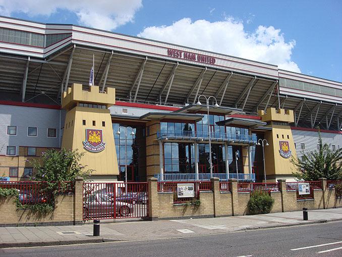 Fachada del Boleyn Ground - Odio Eterno Al Fútbol Moderno