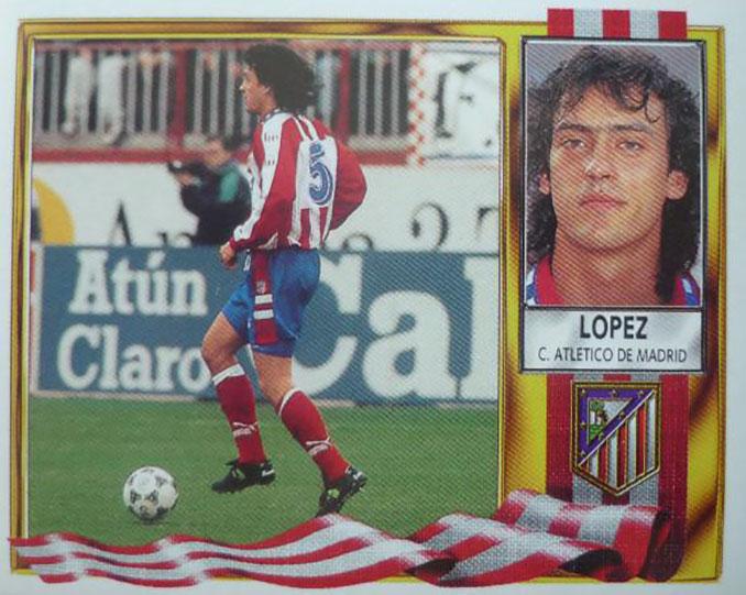 Cromo de Juanma López - Odio Eterno Al Fútbol Moderno