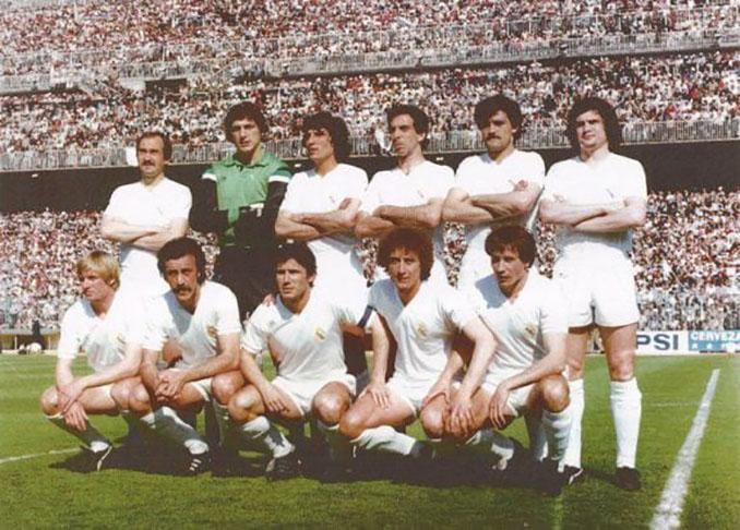 """Once tipo del """"Madrid de los García"""" - Odio Eterno Al Fútbol Moderno"""