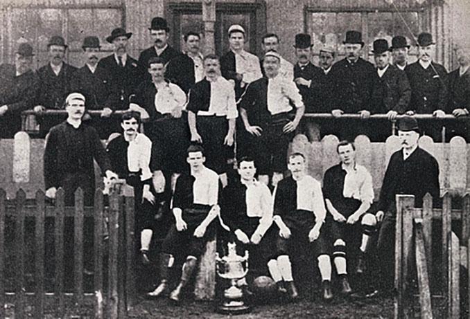 Newton Heath LYR Football Club, el antecesor del Manchester United - Odio Eterno Al Fútbol Moderno