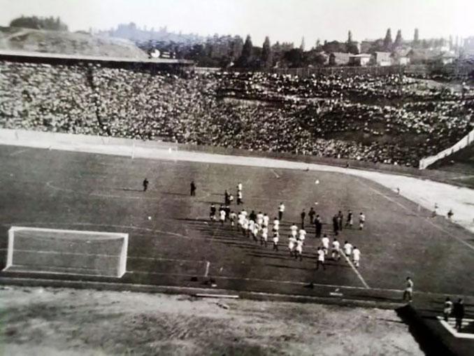 Pequeño Maracaná en 1963 - Odio Eterno Al Fútbol Moderno