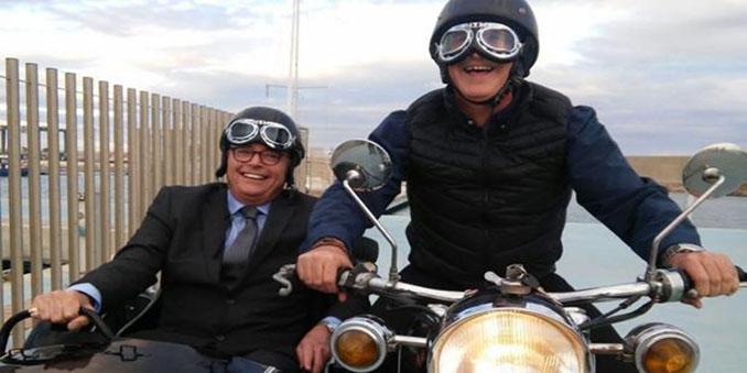 Raúl Ruiz y Michael Robinson compartieron miles de horas en televisión - Odio Eterno Al Fútbol Moderno
