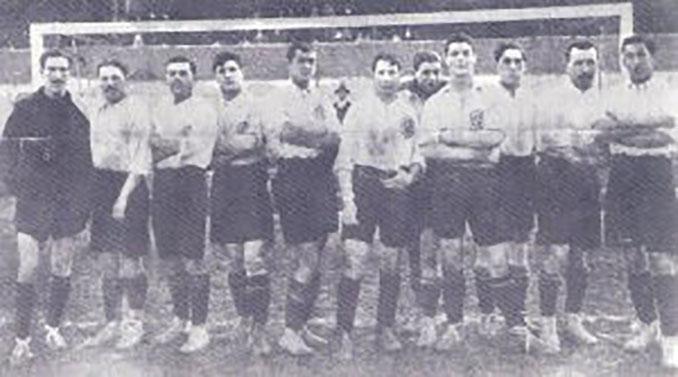 El Real Unión ganó su primera Copa del Rey en 1913 - Odio Eterno Al Fútbol Moderno