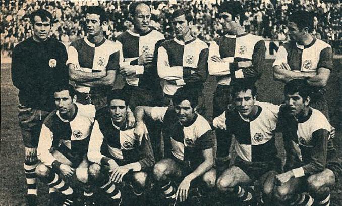 CE Sabadell en la temporada 1969-1970 - Odio Eterno Al Fútbol Moderno