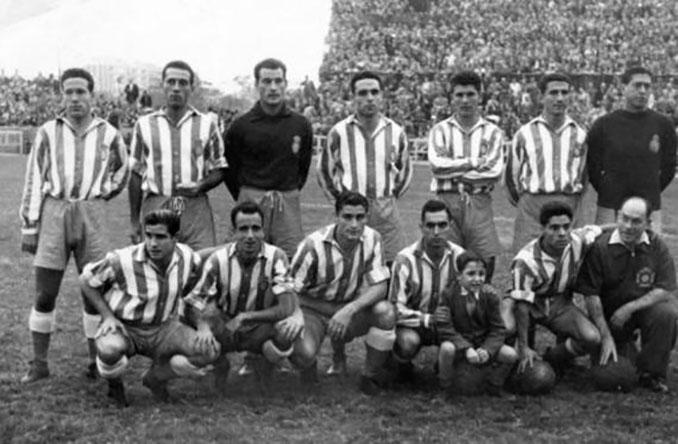 """RCD Espanyol en al temporada 1952-1953 """"El Espanyol del oxígeno"""" - Odio Eterno Al Fútbol Moderno"""