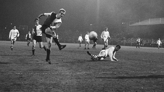 Joop Van Daele el héroe en de la única Intercontinental del Feyenoord - Odio Eterno Al Fútbol Moderno