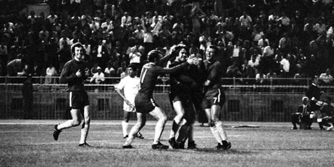 Chelsea y Real Madrid disputaron la final de la Recopa de 1971 - Odio Eterno Al Fútbol Moderno