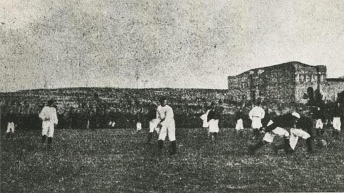 Real Madrid y FC Barcelona disputaron el primer Clásico de la historia en 1902 - Odio Eterno Al Fútbol Moderno