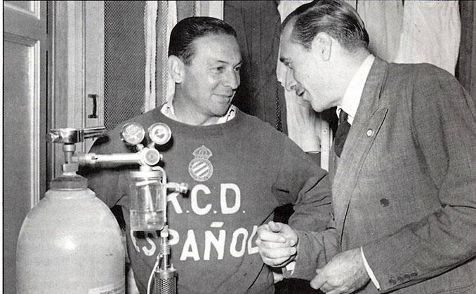 Scopelli introdujo métodos muy innovadores en su etapa como entrenador del Espanyol - Odio Eterno Al Fútbol Moderno