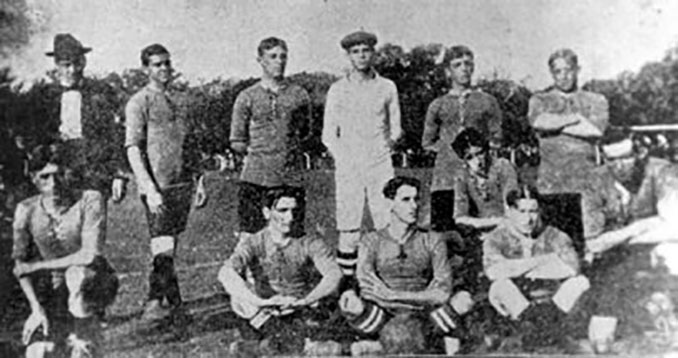 Boca Juniors en 1913 - Odio Eterno Al Fútbol Moderno