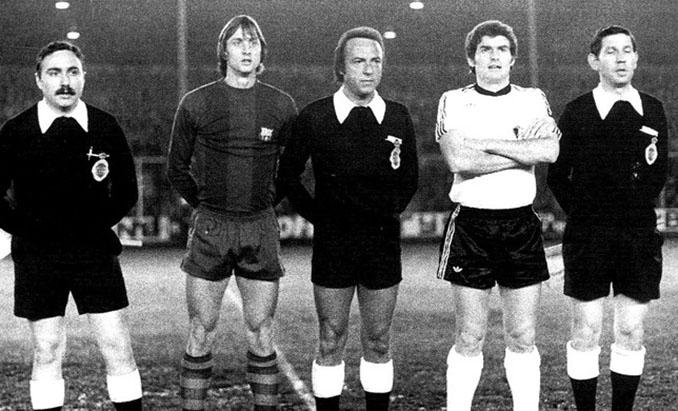 Prolegómenos del Burgos CF vs FC Barcelona del 20 de marzo de 1977 - Odio Eterno Al Fútbol Moderno