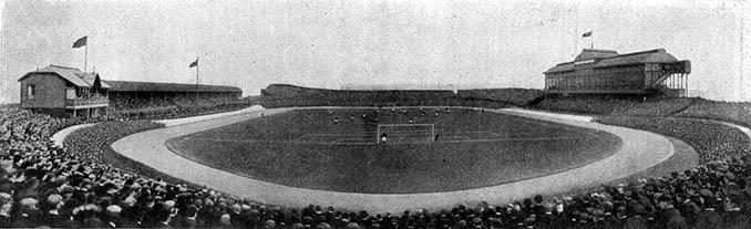 Celtic Park en 1906 - Odio Eterno Al Fútbol Moderno