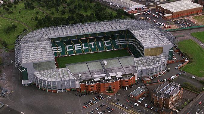 Celtic Park, el estadio más grande de Escocia - Odio Eterno Al Fútbol Moderno