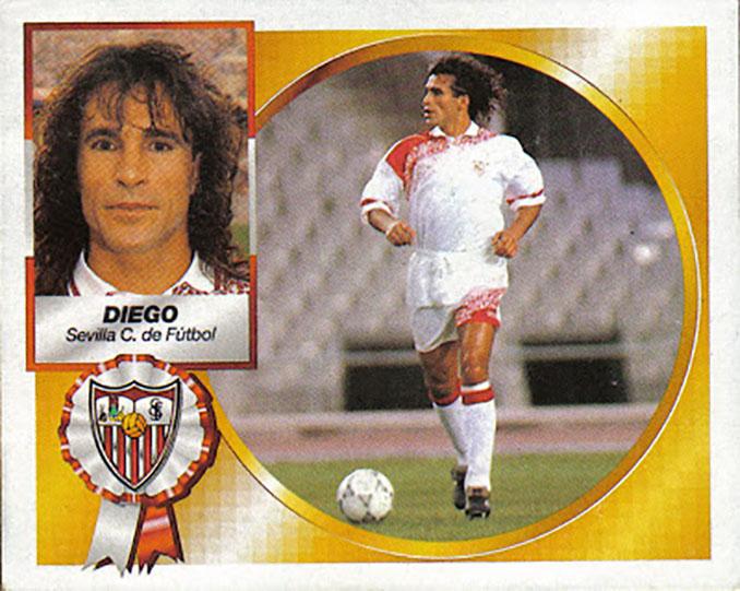 Cromo de Diego Rodríguez - Odio Eterno Al Fútbol Moderno