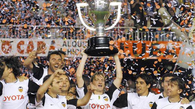 La última Liga del Valencia fue en la 2003-2004 - Odio Eterno Al Fútbol Moderno
