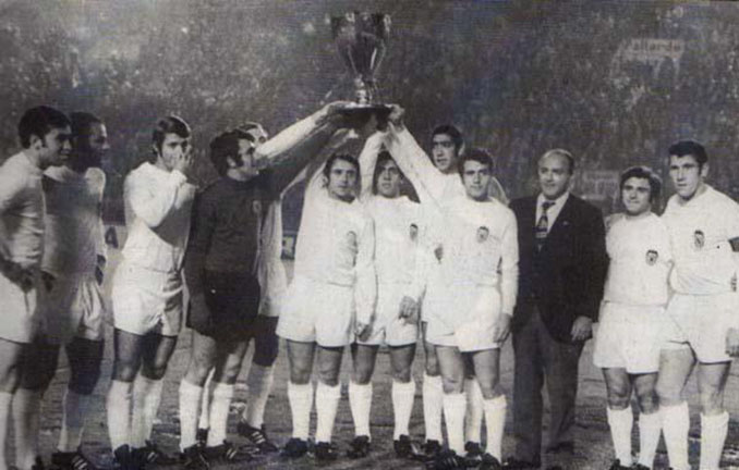 El Valencia CF conquistó su cuarta Liga en 1971 - Odio Eterno Al Fútbol Moderno