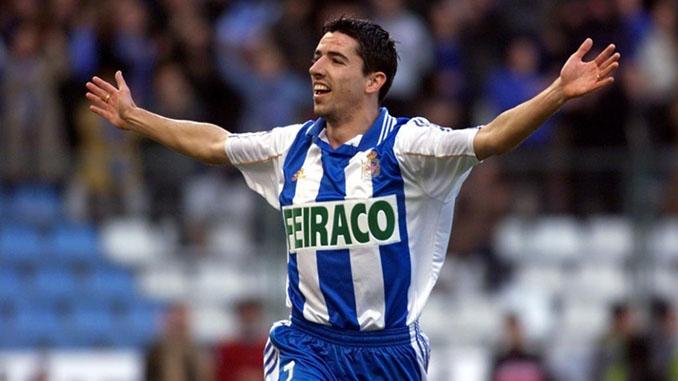 Roy Makaay abrió la goleada del Deportivo de La Coruña al Real Madrid en 2000 - Odio Eterno Al Fútbol Moderno