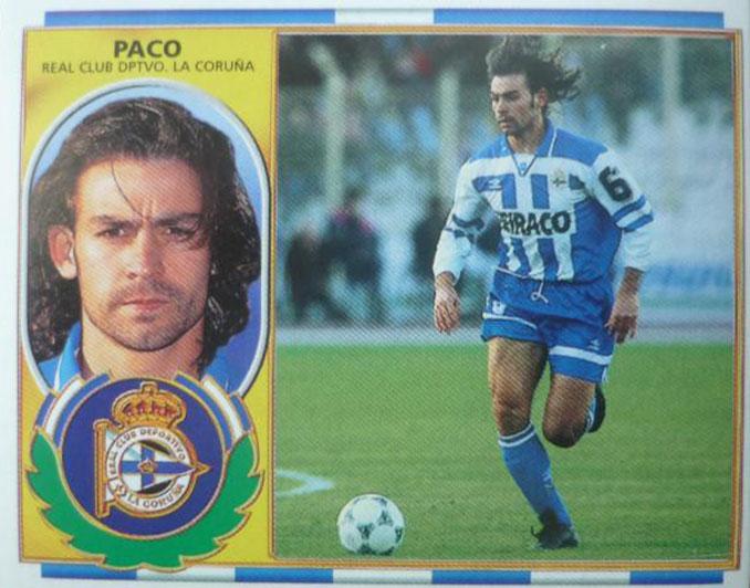 Cromo de Paco Jémez - Odio Eterno Al Fútbol Moderno