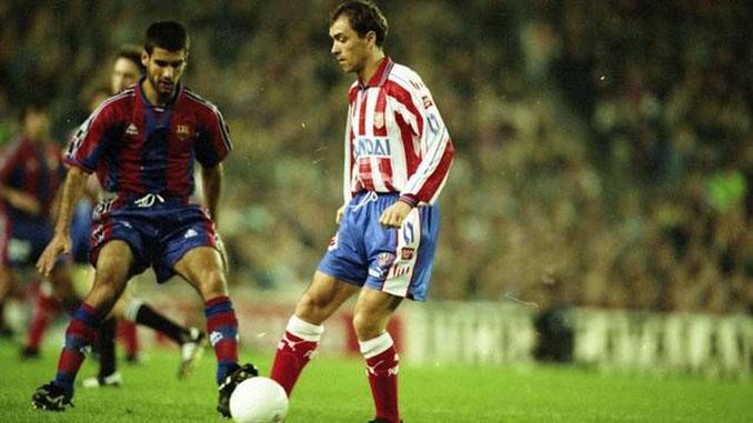 Pantic logró el único póker de su carrera en un Barcelona vs Atlético de Madrid - Odio Eterno Al Fútbol Moderno