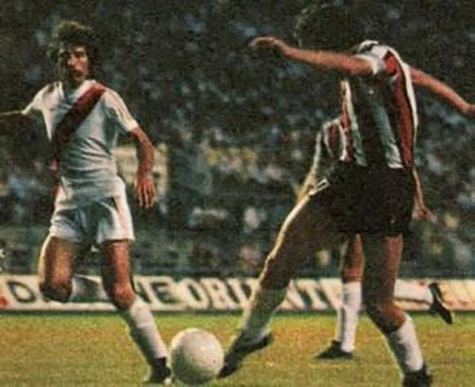 Rayo Vallecano y River Plate se enfrentaron en el Trofeo Villa de Madrid de 1978 - Odio Eterno Al Fútbol Moderno