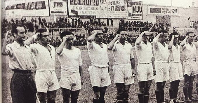 Real Madrid en la década de 1920 - Odio Eterno Al Fútbol Moderno