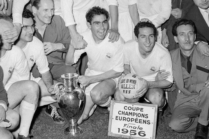 El Real Madrid ganó la primera Copa de Europa - Odio Eterno Al Fútbol Moderno
