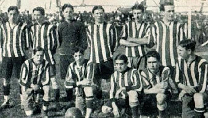 River Plate en 1913 - Odio Eterno Al Fútbol Moderno