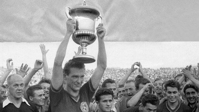 Sparta Praga fue el primer campeón de la Copa Mitropa - Odio Eterno Al Fútbol Moderno