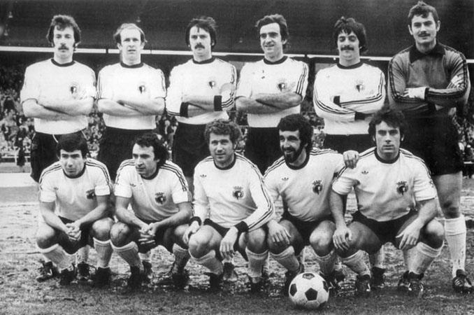 Burgos CF en la temporada 1976-1977 - Odio Eterno Al Fútbol Moderno
