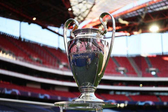 Trofeo de la Champions League - Odio Eterno Al Fútbol Moderno