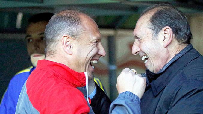 """""""Cundi"""" y """"Quini"""", dos grandes amigos - Odio Eterno Al Fútbol Moderno"""