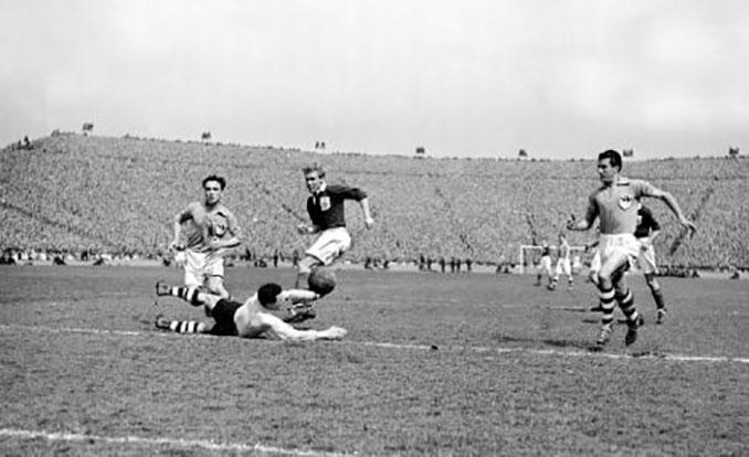 El partido Reino Unido vs Resto de Europa salvó a la FIFA en 1947 - Odio Eterno Al Fútbol Moderno