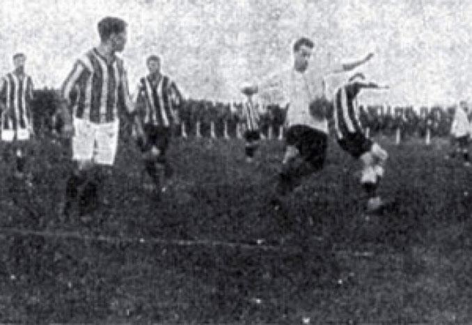 El primer Superclásico se disputó el 24 de agosto de 1913 - Odio Eterno Al Fútbol Moderno