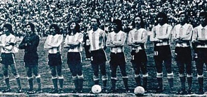 """La """"selección fantasma"""" en el trascendental partido ante Bolivia - Odio Eterno Al Fútbol Moderno"""