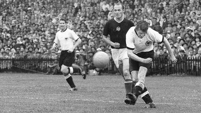 Hungría vs Alemania del Mundial 1954 - Odio Eterno Al Fútbol Moderno