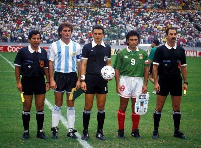Final de la Copa América de 1993 entre Argentina y México - Odio Eterno Al Fútbol Moderno