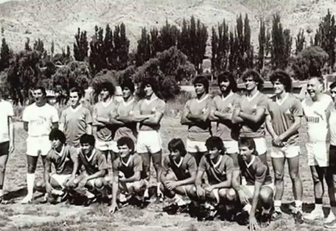 Selección Argentina durante la concentración previa al Mundial en Tilcara - Odio Eterno Al Fútbol Moderno