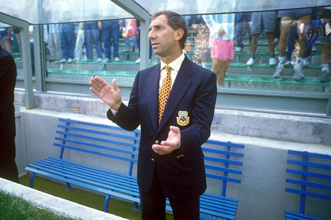 Dr. Carlos Salvador Bilardo en el Mundial de México '86 - Odio Eterno Al Fútbol Moderno