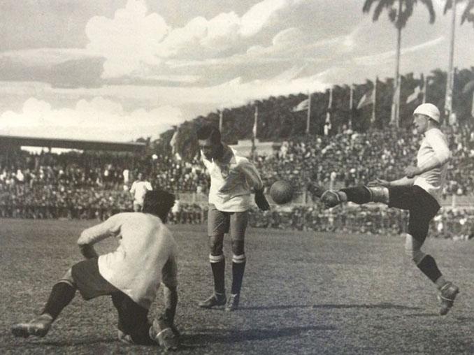 La final entre Brasil y Uruguay de 1919 es la más larga en la historia de la Copa América - Odio Eterno Al Fútbol Moderno