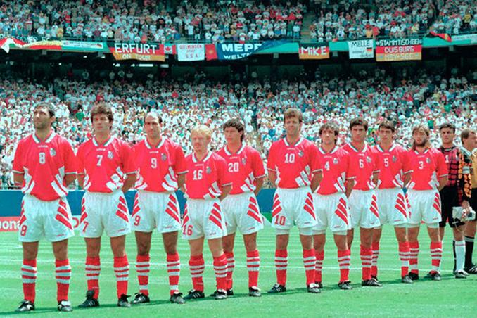 La selección de Bulgaria que sorprendió al mundo en 1994 - Odio Eterno Al Fútbol Moderno