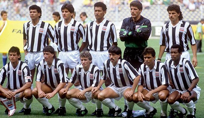 Costa Rica en la Copa del Mundo de 1990 - Odio Eterno Al Fútbol Moderno