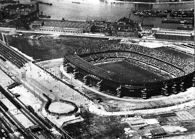 De Kuip en 1937 - Odio Eterno Al Fútbol Moderno
